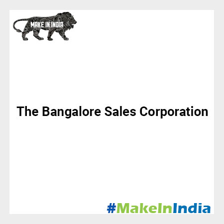 The Bangalore Sales Corporation